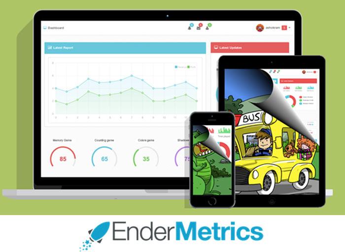 EnderMetrics, el Learning Analytics para optimizar el aprendizaje mediante juegos móviles