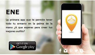 ENE: una app para llevar tu armario en el móvil