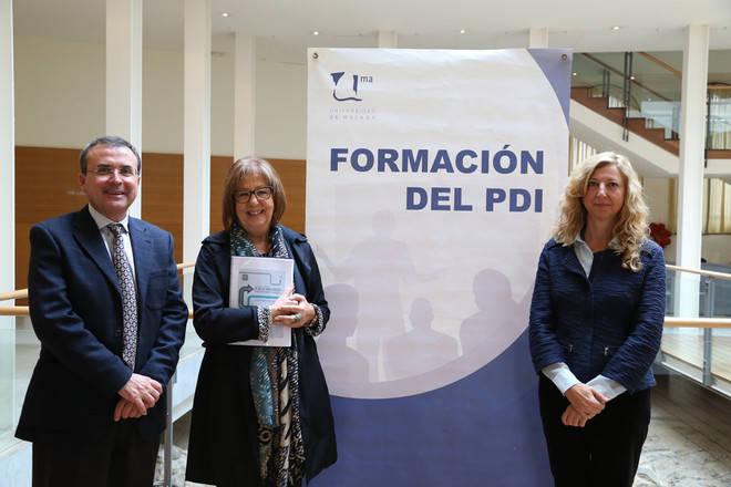 Sexto plan de formación del Personal Docente e Investigador- de la Universidad de Málaga