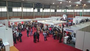 Clausurada la I feria de Empleo de la Universidad de Sevilla
