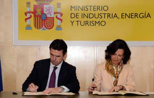 El Ministerio de Industria y el Banco Santander apuestan por la transformación digital de España