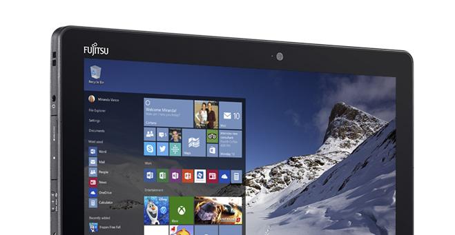 STYLISTIC Q665 la nueva tableta 2 en 1 de Fujitsu