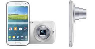 Galaxy K Zoom, amarás la fotografía sobre todas las cosas