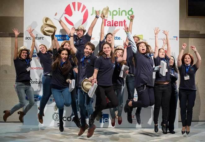 Saint- Gobain ganador de la III Edición de Jumping Talent
