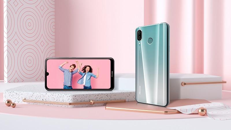 HISENSE, disponibles en España los smartphones Infinity H30 e Infinity H30 Lite con IA aplicada a la fotografía