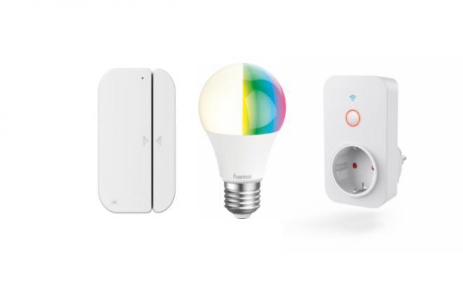 Comienza tu hogar conectado con las soluciones de Hama Smart Home