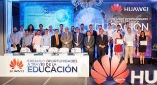 'Creando Oportunidades a través de la Educación', nuevo compromiso de Huawei con la formación