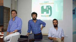 Hulajob, un portal innovador que facilita empleo a quienes buscan trabajo a prueba o a tiempo parcial