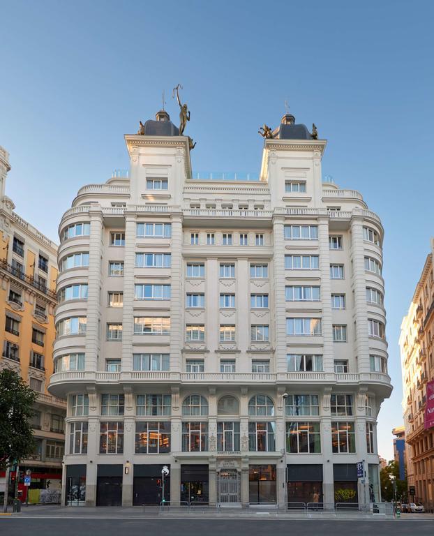 El nuevo hotek HYATT CENTRIC GRAN VÍA MADRID, la esencia lifestyle completa