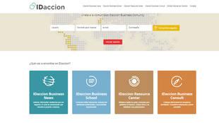 IDaccion, la comunidad de negocios de habla hispana, llega a los 1000 usuarios
