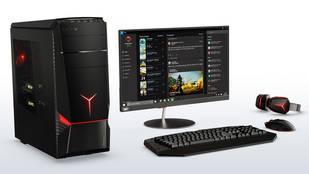 Una nueva y espectacular propuesta de Lenovo para Gamers