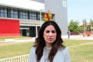 Imelda Rodríguez Escanciano, nueva rectora de la UEMC