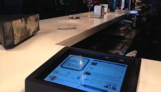 Infobierzo revoluciona el concepto de prensa digital gracias a tabletas ancladas en barras