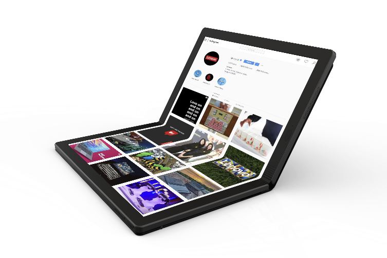 Lenovo nos avanza el primer PC plegable del mundo, un ThinkPad X1