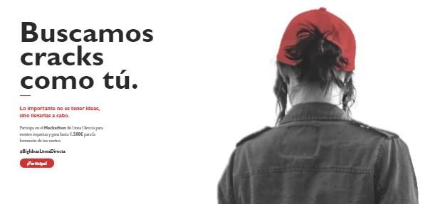 """Línea Directa ya prepara la II edición de """"Big Ideas"""" a la búsqueda del talento joven"""