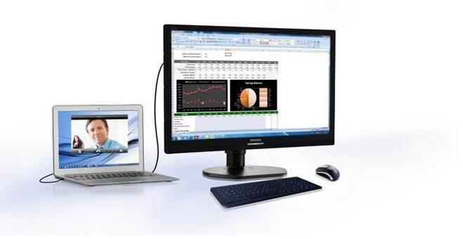 Nuevo monitor Philips con puerto USB