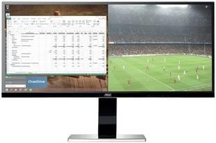 Más, mejor y más fácil la multitarea en tu monitor