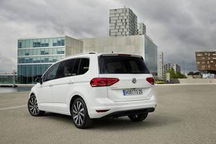 El nuevo Volkswagen Touran añade Android Auto y Apple CarPlay