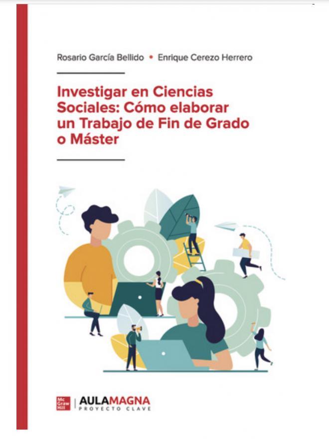 """El manual definitivo para ayudar a los universitarios a """"superar el reto"""" del TFG y TFM en Ciencias Sociales"""