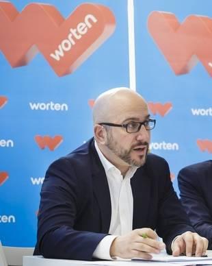 Luis Hernández, Director de Marketing de Worten España durante la presentación del Estudio