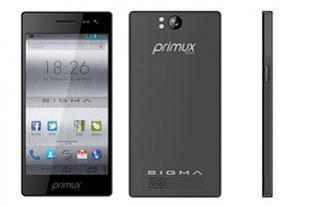 Nuevo Primux Sigma unQuad Core de 1,3 Ghz