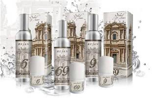 Nueva línea de perfumería de Refan para estimular los sentidos