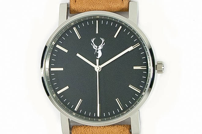 Ecleq, nueva marca española de relojes de diseño