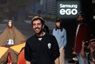 Rubén Gómez, ganador de Samsung EGO Innovation Project inaugura la jornada de jóvenes diseñadores