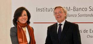 La UC3M y Banco Santander crean un Instituto pionero de Investigación en Big Data Financiero