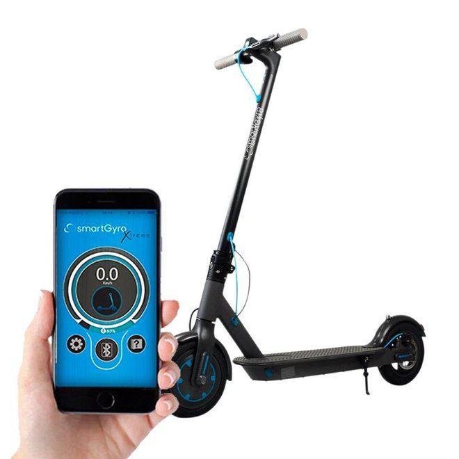 SmartGyro Xtreme Viper, el patinete eléctrico urbano para largas distancias