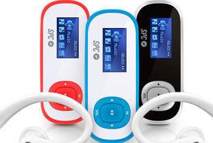 Nuevos MP3 deportivos de SPC:Clip Shuffle y Clip Pedometer