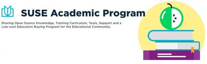 SUSE Academic Program, formación en software de código abierto en cientos de instituciones académicas