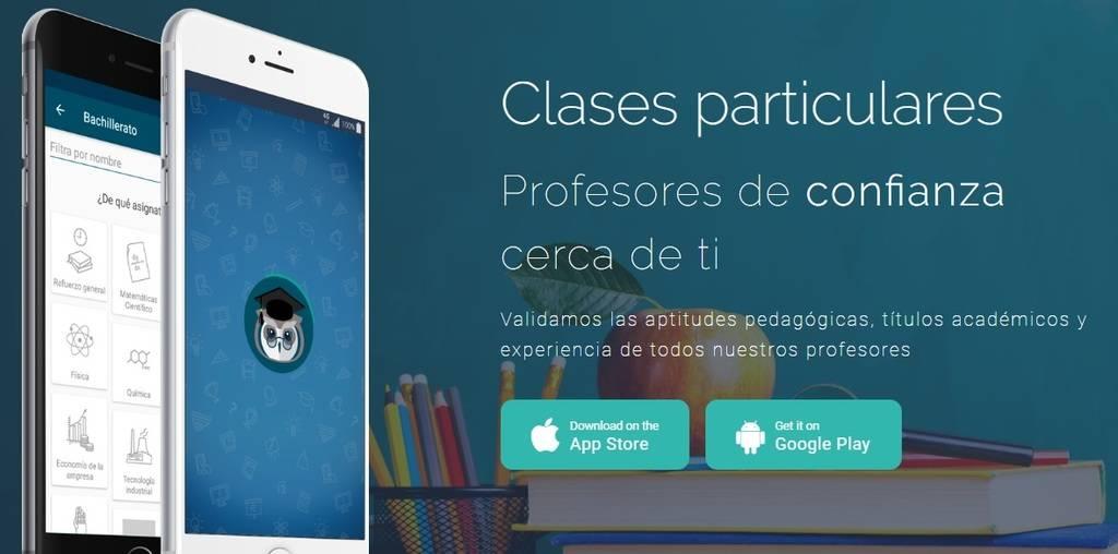 TeachApp, la app para encontrar clases particulares, profesores de refuerzo e idiomas en tu zona