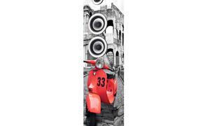 Torre desonido BluetoothIBT-3 Roma de iCES, con elegancia italiana