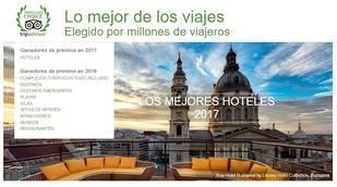 Los mejores hoteles españoles, elegidos internacionalmente por los viajeros