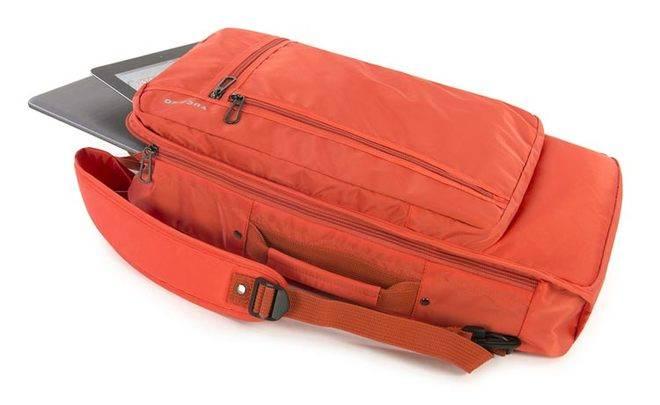 Llega Abile, la mochila viajera de Tucano